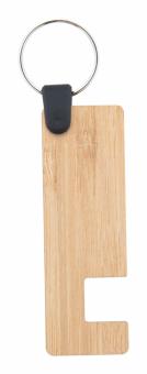Rufa stojánek na mobil s přívěškem na klíče